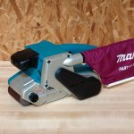 Makita-9903-88-Amp-3-Inch-by-21-Inch-Variable-Speed-Belt-Sander-with-Cloth-Dust-Bag-0-0