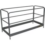 Metaltech-BuildMan-Guardrails-System-Fits-BuildMan-Model-I-IBMSS-Drywall-Ba-0-0