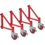 Metaltech-BuildMan-Outriggers-With-Casters-Set-of-4-Fits-BuildMan-Model-I-0