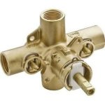 Moen-FP62390-M-Pact-Posi-Temp-Pressure-Balanced-Tub-and-Shower-Rough-In-Valve-IPS-with-Stops-0