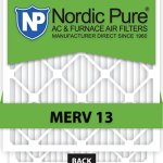 Nordic-Pure-20x25x1M13-6-20x25x1-MERV-13-Pleated-AC-Furnace-Air-Filter-Box-of-6-1-Inch-0
