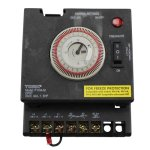 P1100-Series-Swimming-Pool-Timers-24-Hour-Electromechanical-Control-240-VAC-Input-Supply-with-Fireman-Switch-DPST-Contact-40A-ResistiveInductive-Rating-75-HP-0