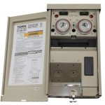 PP-Panel-Series-Pool-and-Spa-Control-Panels-with-Time-Swtich-with-Mechanism-240-VAC-Control-Input-20-Amp-12-Circuit-Breaker-Base-0