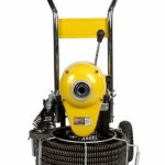 SDT-K1500A-2-8-Sewer-Pipe-Sectional-Drain-Cleaner-fits-RIDGID-W-120-Cable-0-1