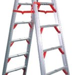 Telesteps-700FLD-OSHA-Compliant-7-ft-Double-sided-folding-step-ladder-STIK-0