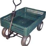 Tierra-Garden-45-4260A-Heavy-Duty-Wagon-with-Pneumatic-Tires-0