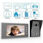 Upgrade-Version1byone-7-Color-LCD-Touch-Screen-Wired-Video-Doorbell-With-Video-Recording-and-PhotoTaking-Function-120-Degrees-Wide-Angle-VP-0636-0-0