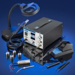 X-TRONIC-XTR-4040-XTS-Digital-Hot-Air-Rework-Soldering-Iron-Station-Bundle-5-Items-0-0