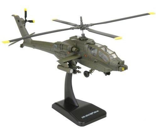 Die Cast AH-64 Apache 1:55