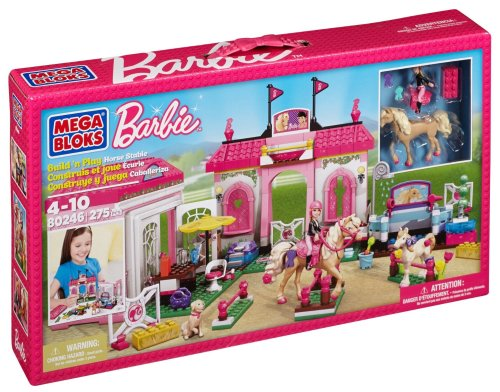 Barbie Stable Set
