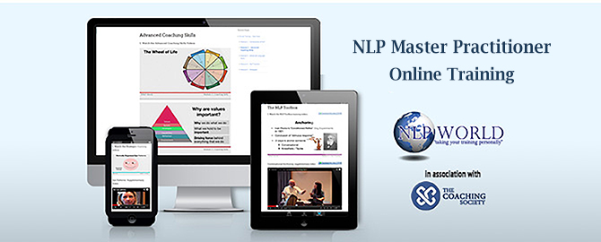 Online NLP Master Practitioner Training