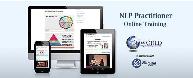Online NLP Practitioner Training