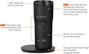 Ember Temperature Control Travel Mug - best business gift ideas for clients