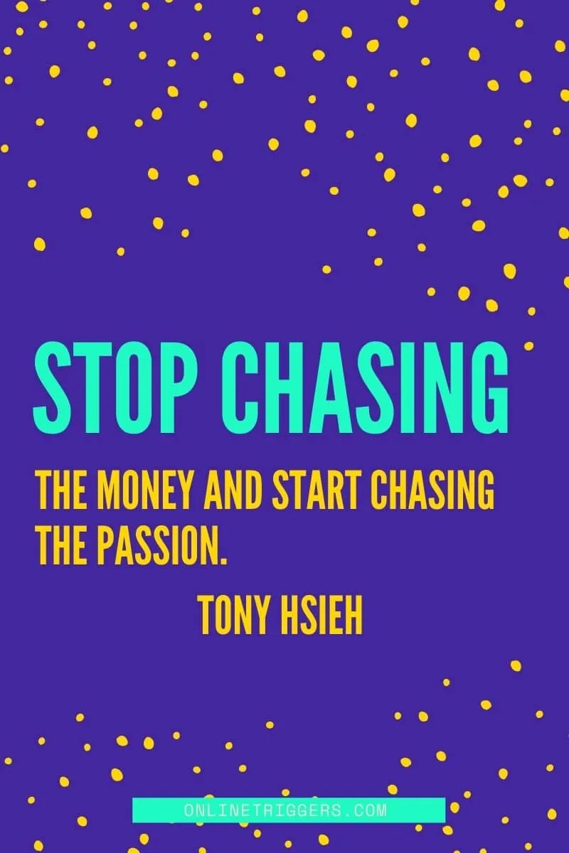 Powerful Business Quotes To Inspire Success & Productivity - Tony Hsieh