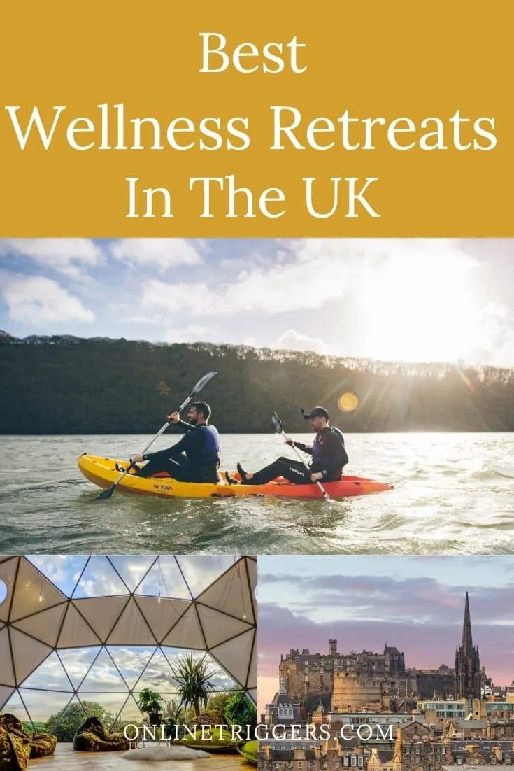 the best wellness retreats in the uk