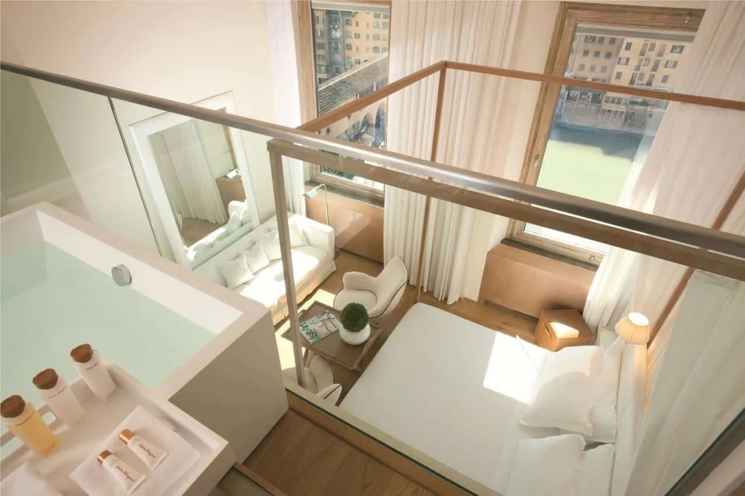 Continentale - Lungarno Collection - modern luxury hotel in central florence, italy