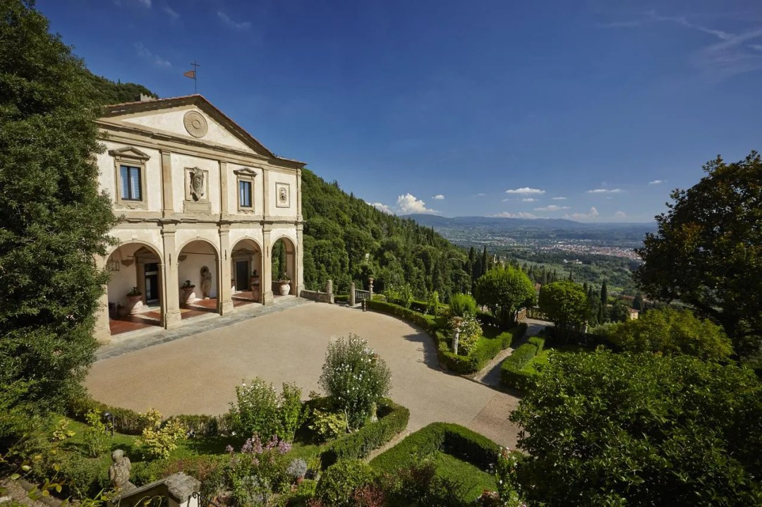 Villa San Michele, A Belmond Hotel, Florence - best 10 5-star hotels in Florence Italy