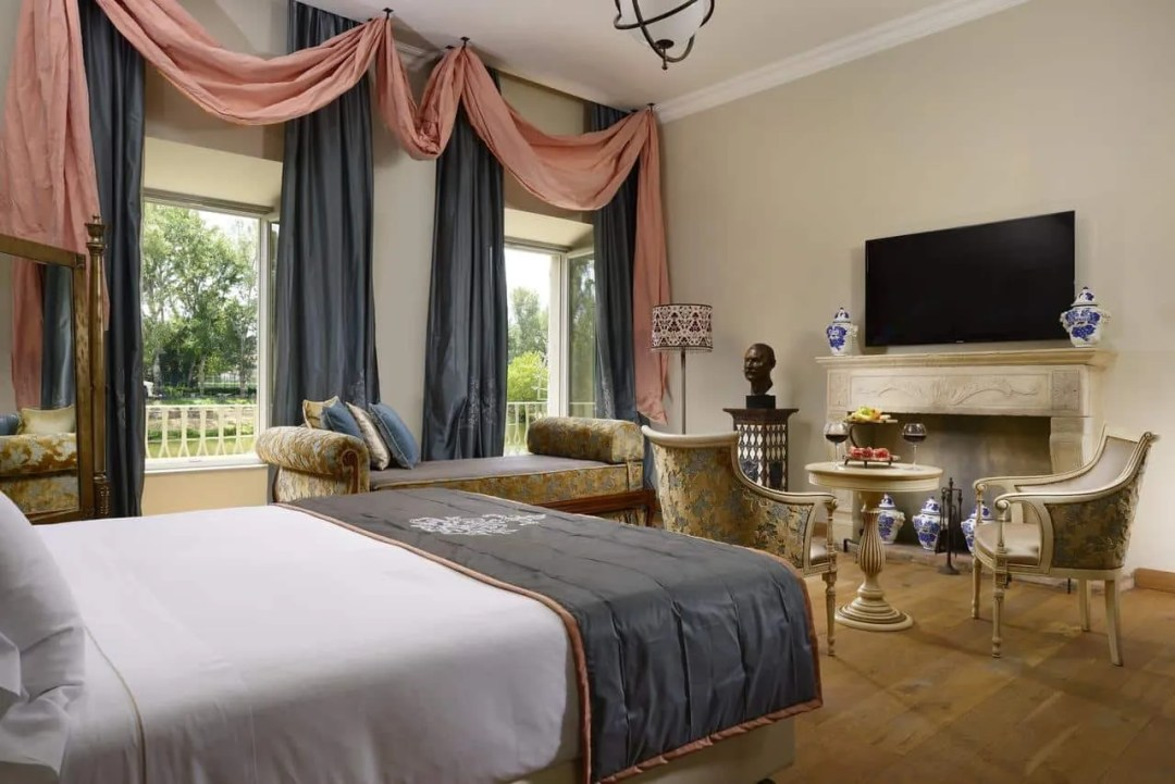 Ville Sull'Arno - top luxury hotels in Florence Italy near city center