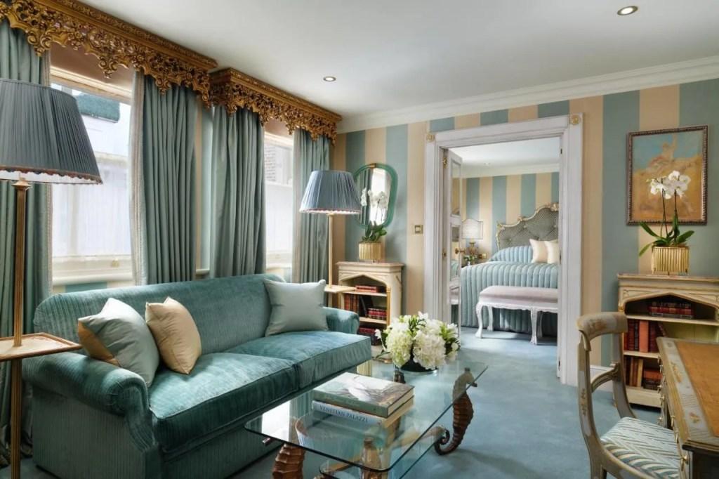Milestone Hotel Kensington - best luxury hotels in London Uk