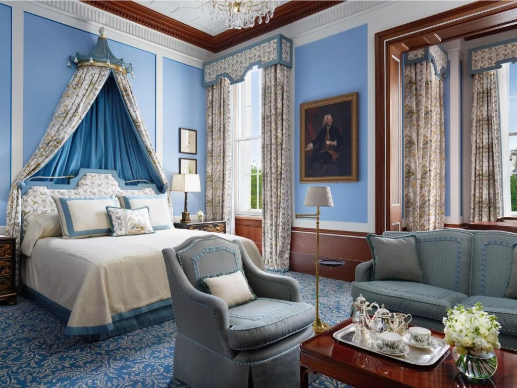 The Lanesborough, Oetker Collection, 5-star luxury hotel near Hyde Park Corner, central London