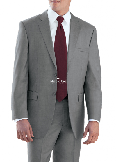 tan business suit
