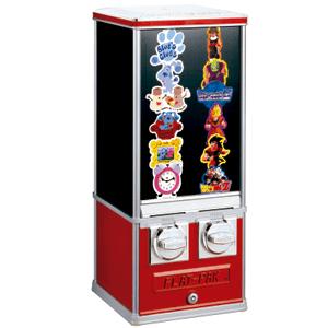 Beaver Flat-Pak Sticker - Tattoo Vending Machines