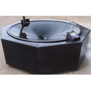 Coin Vortex Funnel Spiral Wishing Well-Great For Charities & Fundraiser