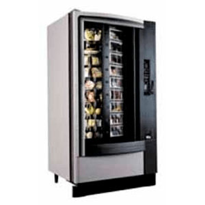Crane 431 Shoppertron Cold Food National Vendors Vending Machine
