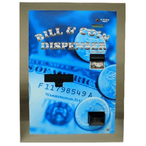 AC7705 Rear Load Bill Breaker-Coin Changer