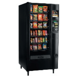 AP 131 Premier Series Snack Glass Front Vending Machine Merchandiser