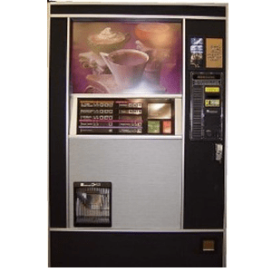 AP 213 FD Hot Beverage Full Size Instant Coffee Vending Machines