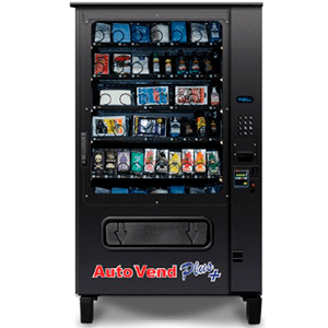 Auto Carwash Products & Beverages Combo Vending Machine To Serve
