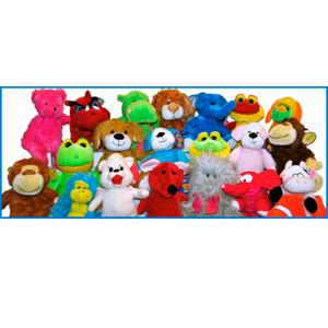 Jumbo Generic 99 Piece Plush Kit(3 Bags-33ea)Non-Licensed