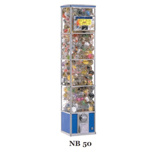 Northern Beaver NB 50 Bulk Toy Capsule Machine