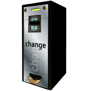 Seaga Cm1250  Dollar Bill Changer