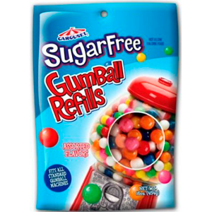 Sugarfree Gumballs