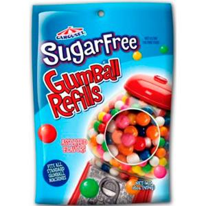 Sugarfree Gumballs