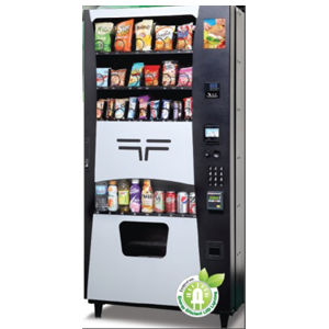 TrimLine ll-20 Snacks-9 Beverages Combination Machine