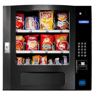 OVM-16 Table Top Snack Versatile Compact Vending Machine