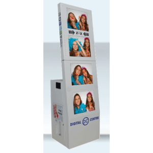 The Strip Photo Booth Center - Touch Screen