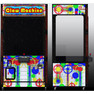 CLAW MACHINE-Crane Skill Claw Arcade Merchandiser