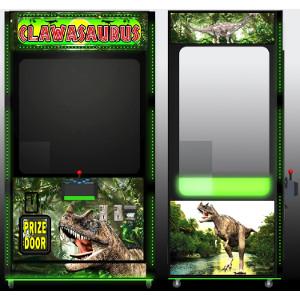 CLAWASAURUS- Crane Skill Claw Arcade Merchandiser