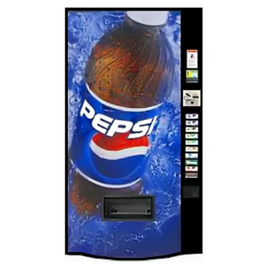 Vendo 511-10 Cold Beverage Can & Or Bottle Soda Pop Vending Machines