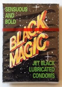 House Brand - Black Magic Sensuous-Bold