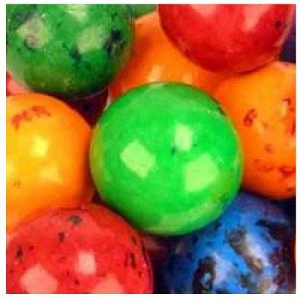 "Boulders 2.25"" Color Jawbreakers/Gum Center 85 Ct. Refill #OL4162"
