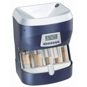 Digital Coin Sorter-Motorized Electronic Piggy Bank