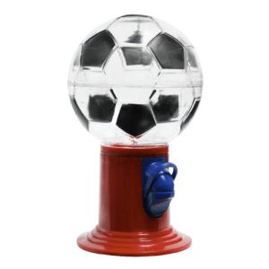 """9"""" Sports Soccer Candy-Gumball Bulk Dispenser"""