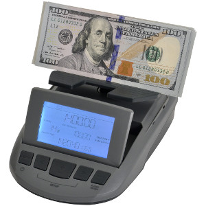 TillTally Money Scale-Counts, Bills, Coins, Coin Rolls