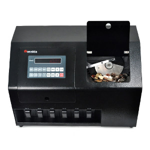Cassida C900 Ultra Heavy Duty Coin Counter-Sorter