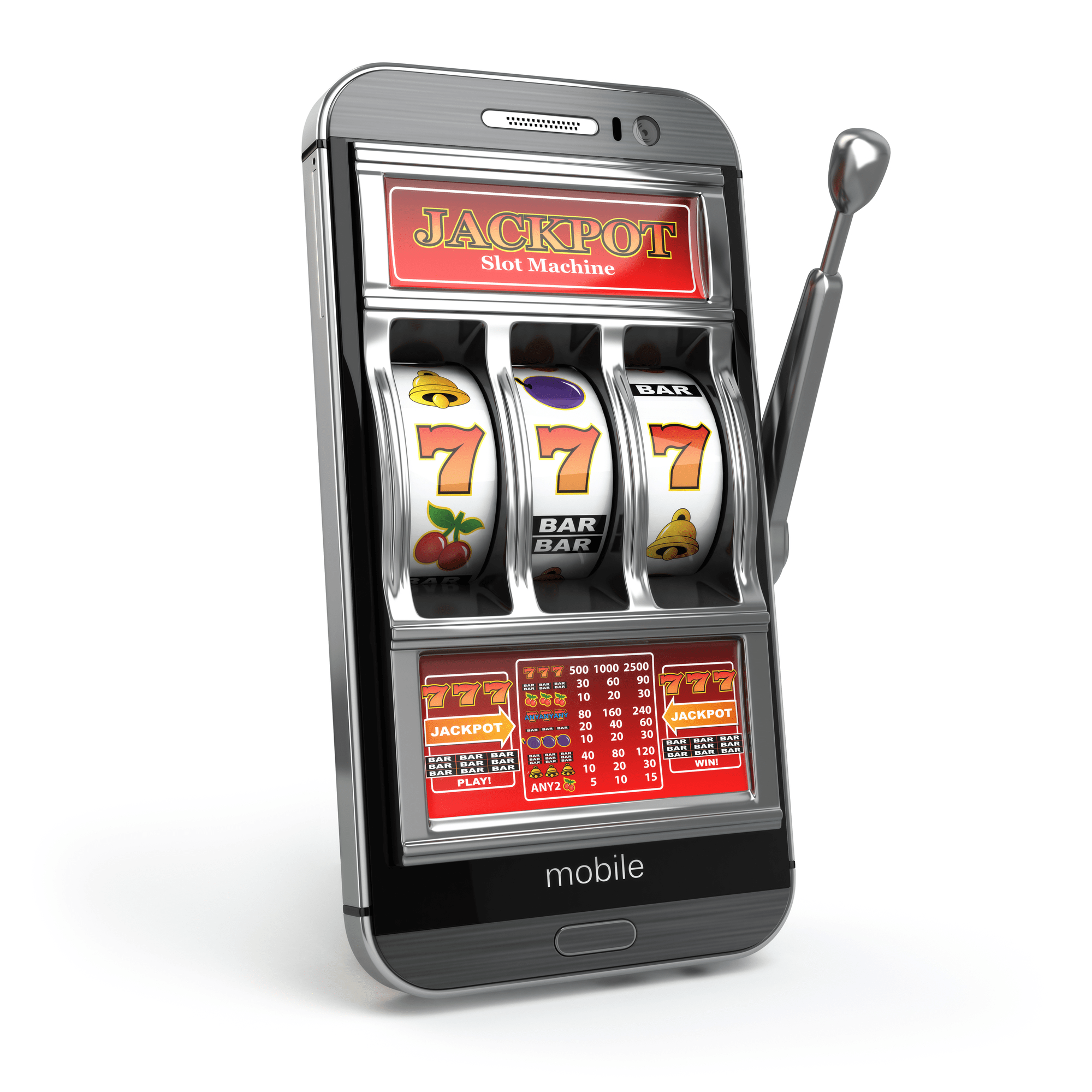 Installazione slot machine bar
